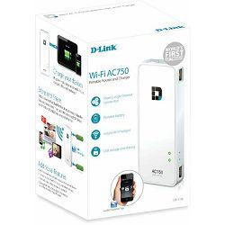 D-Link DIR-510L Broadband Mobile Router, 400mAh