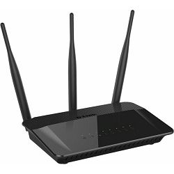 D-Link DIR-809/E, Wireless AC750 Dual Band 10/100Mbps Router with external antenna