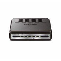 D-Link GO-SW-5G/E, Switch 5xt 10/100/1000Mbps, 5xAuto MDI/MDIX