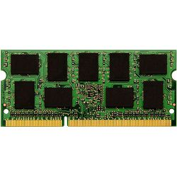 DDR3 2GB (1x2GB) PC3-12800S 1600MHz CL11 Kingston, SO-DIMM, KVR16S11S6/2