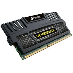 DDR3 4GB (1x4GB) Corsair, 1600MHz, CL9, Vengeance black, CMZ4GX3M1A1600C9