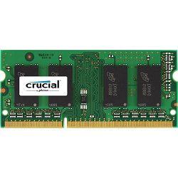 DDR3 4GB (1x4GB) PC3L-12800S 1600MHz CL11 Crucial, SO-DIMM, CT51264BF160BJ