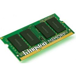 DDR3 4GB PC3-12800 1600MHz CL11 Kingston, KVR16LS11/4, 1.35V, sodimm