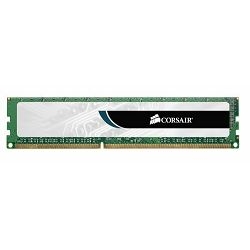 DDR3 8GB (1x8) Corsair 1600MHz Value, CMV8GX3M1C1600C11