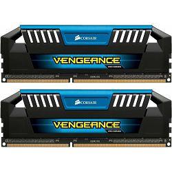 DDR3 8GB (2x4) Corsair 1600MHz C9 VG Pro Blue, CMY8GX3M2A1600C9B