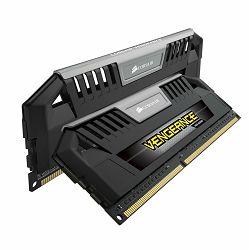DDR3 8GB (2x4) Corsair 1600MHz C9 VG Pro Black, CMY8GX3M2A1600C9