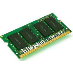 DDR3 8GB PC3-12800 1600MHz CL11 Kingston, KVR16S11/8, sodimm