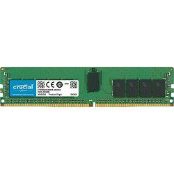 DDR4 16GB (1x16) Crucial 2666MHz ECC REG, CT16G4RFS4266, RDIMM