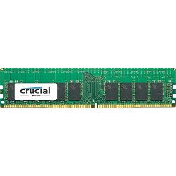 DDR4 16GB (1x16GB) PC4-19200E 2400MHz CL17 ECC Crucial, CT16G4WFD824A