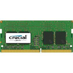 DDR4 16GB (1x16) Crucial 2666MHz sodimm, CT16G4SFD8266