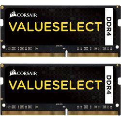 DDR4 16GB (2x8) Corsair 213MHz sodimm, CMSO16GX4M2A2133C15