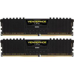 DDR4 16GB (2x8) Corsair 3466MHz LPX Black, CMK16GX4M2B3466C16