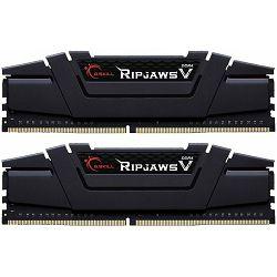 DDR4 16GB (2x8GB) PC4-25600U 3200MHz CL16 G.Skill RipJaws , F4-3200C16D-16GVKB
