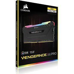 DDR4 16GB (2x8) Corsair 3200MHz LED RGB Pro, CMW16GX4M2C3200C16