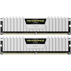 DDR4 32GB (2x16) Corsair 3000MHz LPX White C15, CMK32GX4M2B3000C15W