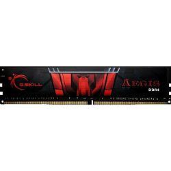 DDR4 4GB (1x4) G.Skill 2400MHz AEGIS, F4-2400C15S-4GIS