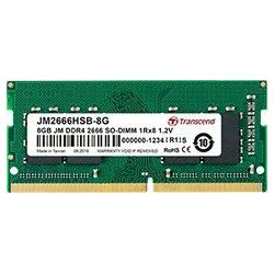 DDR4 4GB (1x4) Transcend 2666MHz sodimm, JM2666HSH-4G