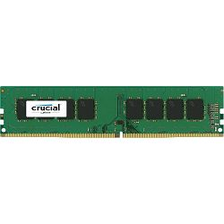 DDR4 4GB (1x4GB) PC4-19200 2400MHz CL17 Crucial, CT4G4DFS824A