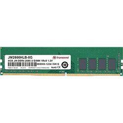 DDR4 4GB (1x4GB) Transcend, 2666MHz, JM2666HLH-4G