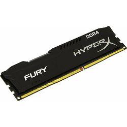 DDR4 8GB (1x8GB) PC4-19200 2400MHz CL15 Kingston HyperX Fury, HX424C15FB2/8