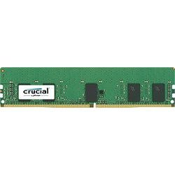 DDR4 8GB (1x8GB) PC4-19200R 2400MHz CL17 Crucial ECC, CT8G4RFS824A