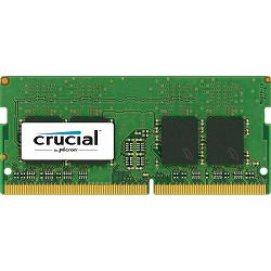 DDR4 8GB PC4-19200S 2400MHz CL17 Crucial, CT8G4SFS824A, sodimm