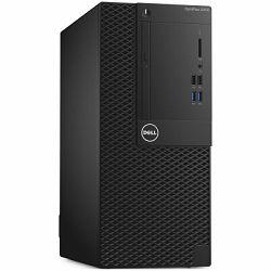 Dell Optiplex 3050 MT, i5-7500 3.40GHz, 4GB DDR4, 500GB HDD, Intel HD, DVDRW, Win 10 Pro, 272876603, 272909488