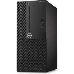 Stolno računalo Dell Optiplex 3050 MT, i5-7500 2.70GHz, 4 GB DDR4, 500GB HDD, Intel HD, DVDRW, Linux, S015O3050MTUCEE_UBU-09