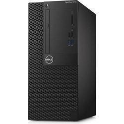 Dell OptiPlex 3050 MT Intel i5-7500 3.40GHz. 8GB DDR4 2400MHz, HDD : 1TB 7200, Windows 10 Pro, tipkovnica, miš