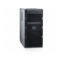 DELL Poweredge T130 MT E3-1220v5 3.0GHz, 4GB DDR4, 1TB HDD, NO Controller, 3 godine