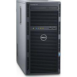 DELL Poweredge T130 MT E3-1220v5, 4GB, 1x1TB SATA, PERC H330, 36 mjeseci