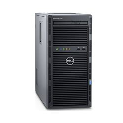 DELL Poweredge T130 MT E3-1220v6, DDR4 8GB 2400, 2x1TB SATA, iDRAC8 basic