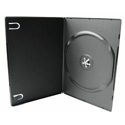 DVD BOX crn, slim