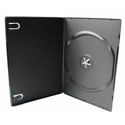 DVD BOX crn, slim