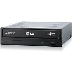 DVD upisivač LG GH24NS, DVD±RW, 24x DVD±R ,8x DL , 40x CD-R, SATA bulk, black