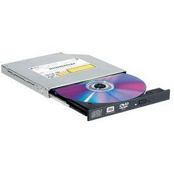 DVD upisivač LG LG iGT80N , slim, za notebook, 8x DVD±RW, 8x DVD±R ,8x DL , 40x CD-R, SATA bulk, bl