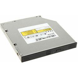 DVD upisivač Liteon DS-8ABSH, slim, za notebook, 8x DVD±RW, 8x DVD±R ,8x DL , 40x CD-R, SATA bulk,