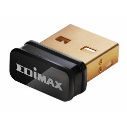 Edimax WLAN EW-7811Un nLite nano USB, WEP 64/128, WPA, WPA2, and IEEE802.1x , Software WPS configur
