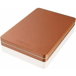 Toshiba 1TB Canvio USB30 2.5 Alu RED, HDTH310ER3AA, HDTH310ER3AB