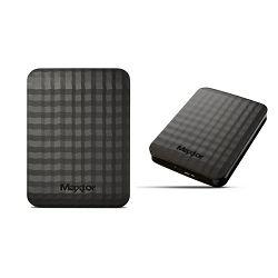 eHDD 2TB Maxtor M3 portable, USB 3.0, STSHX-M201TCBM