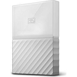 eHDD 2TB WD My Passport Portable white, USB 3.0, WDBYFT0020BWT
