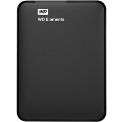 WD 4TB Elements portable USB3.0, WDBU6Y0040BBK-WESN