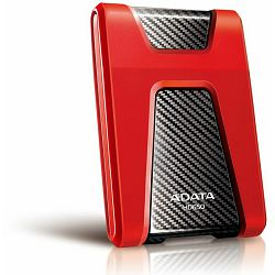Adata 1TB USB3.0 DashDrive HD650 Red