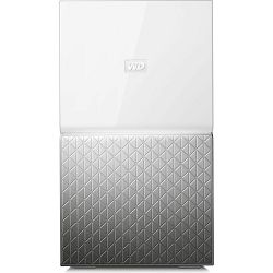 WD 12TB My Cloud Home Duo, Dual disk, USB3.0