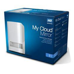NAS 8TB (2x4TB) WD My Cloud, GbLAN, WDBZVM0080JWT