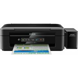 Epson L365, CISS,A4, All in One, 33 ppm b/w, 15 ppm colour, 5760dpi opt. printing resolution, 1200x
