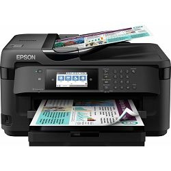 Epson WorkForce WF-7710DWF, ink, A3+, C11CG36413