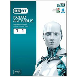 NOD 32 antivirus retail