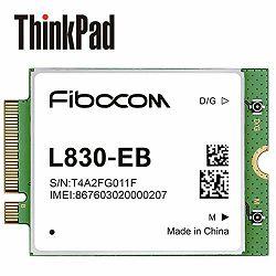 Fibocom XMM7262 L830-EB INTEL XMM7262, CAT6 WWAN MODULE