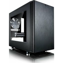 Fractal Design Define Nano S Black Window, ITX
